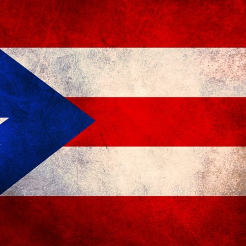 A rejected proposal would have exempted Puerto Rico from the Jones Act.
