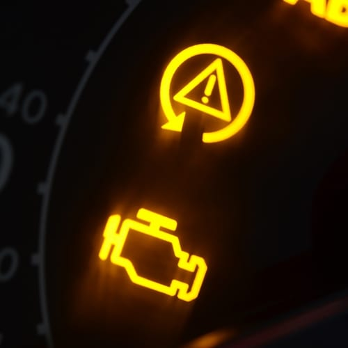 Advanced safety features have some drivers perplexed when new alert lights flash on their dashboards.