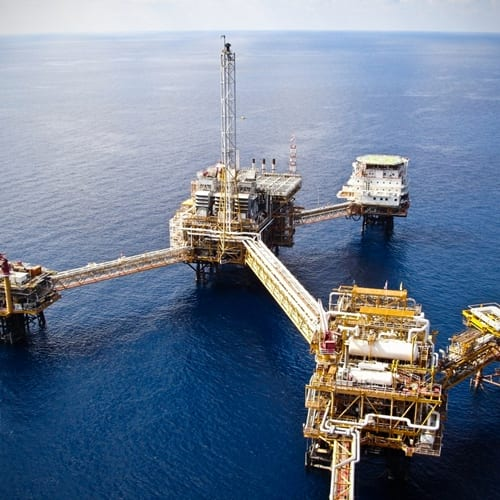 China is the new home to the globe's biggest offshore drilling rig.