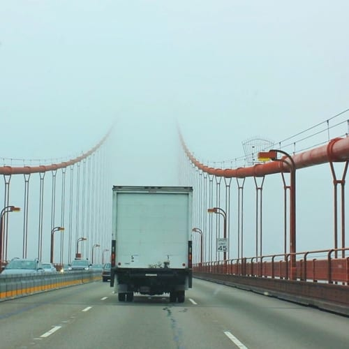 Approximately 1 in 10 of the nation's bridges require substantial repair work.