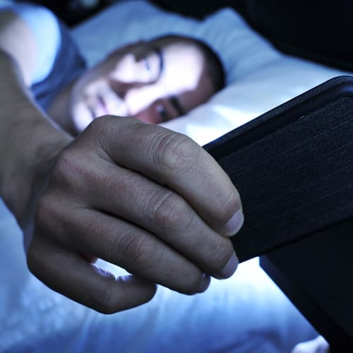 A new poll reveals workers' sleeplessness is affecting their job performance.