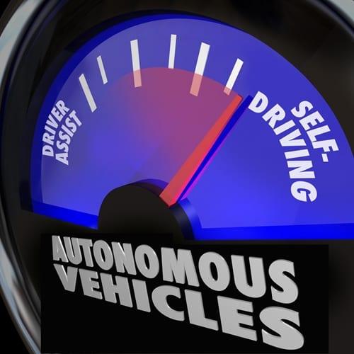 Majority of today's new cars have autonomous elements