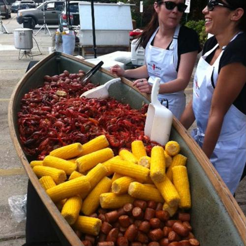 Prepare to indulge at the Divers Welcome Seafood Boil on Feb. 6.