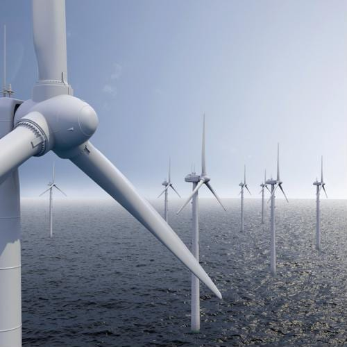Taiwan is doubling down on alternative energy by launching more offshore wind farms.
