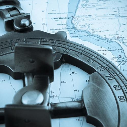 Your ability to read a nautical chart can hone your seafaring capabilities.